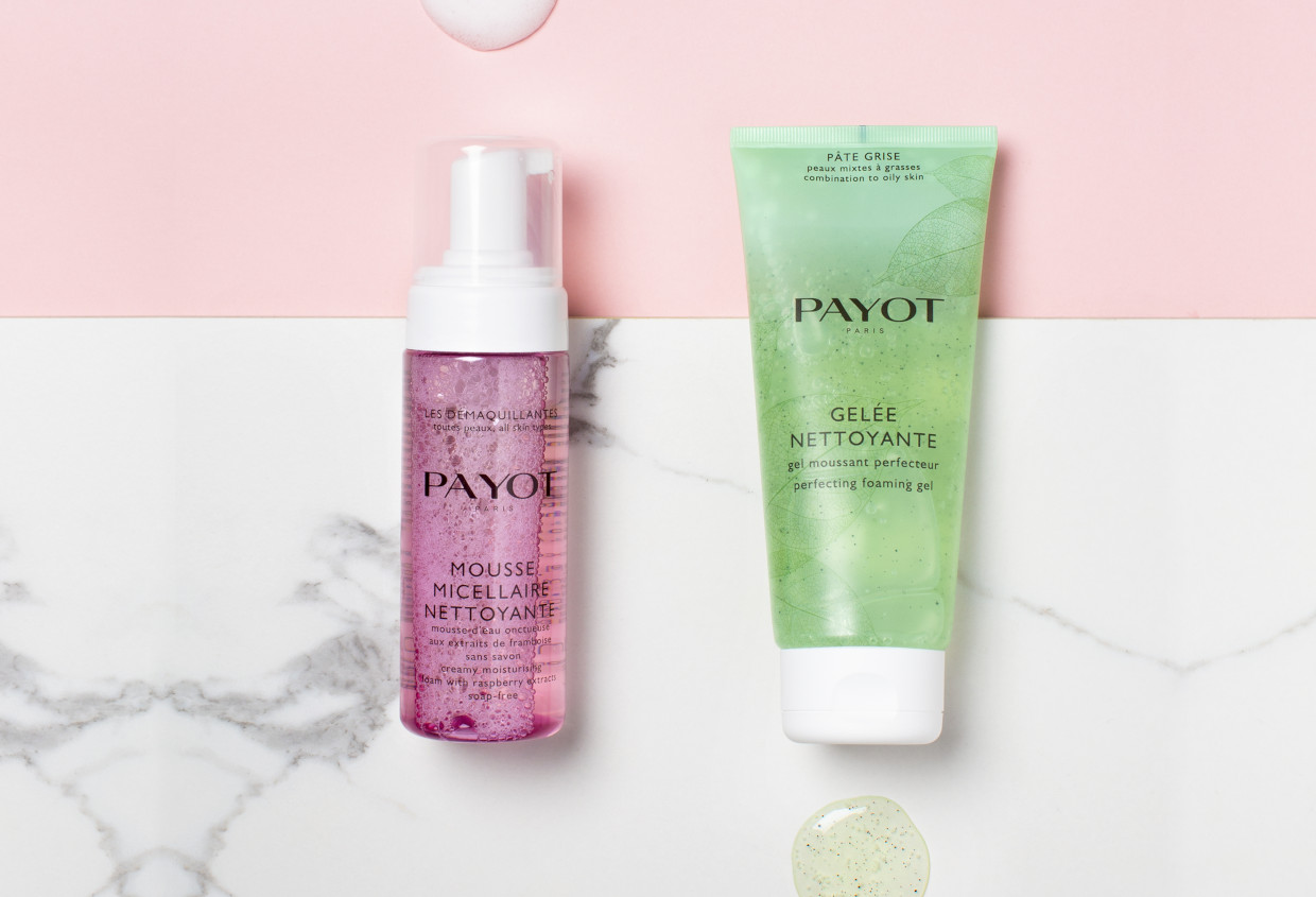 Cleansers for the face